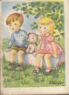 Petit Calendrier  Almanach 1954  ///   REF.  Sept.  20   ///   N° 12.964 - Kalender