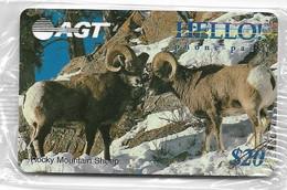 Canada AGT, Hello Phone Pass, $20 Mint Phone Card, Expired, # Canadan-6 - Canada