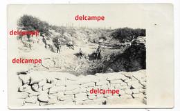 Orginal Photo Soldat Belge Sur Le Front De Yser Belgische Soldaten Aan De Ijzer Loopgrachten En Versterking - 1914-18