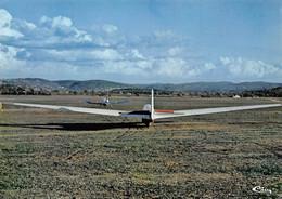 FAYENCE - Centre De Vol à Voile - Avion Planeur En Remorque - Fayence