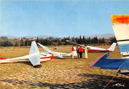 FAYENCE - Centre De Vol à Voile - Avions Planeurs - Fayence
