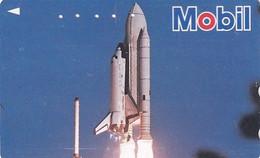 JAPAN - Space Shuttle, Mobil(110-011), Used - Espacio