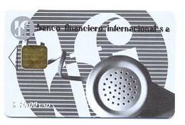 CUBA, Used Chip Phonecard, In Perfect Condition, Banco Financiero Internacional, # Cuba-25 - Cuba