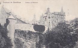 Environs De Gembloux Château De Mielmont Circulée En 1912 - Gembloux