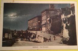 ISERNIA, Via Orientale Animata 1931 - Isernia