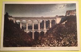 ISERNIA, Viadotto Cardarelli,ferroviario - Isernia