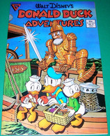 DONALD DUCK ADVENTURES N. 9 - WALT DISNEY'S - GLADSTONE (NOVEMBER 1988) - Libri, Riviste, Fumetti