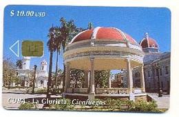 CUBA, Used Chip Phonecard, In Perfect Condition, La Glorieta. Cienfuegos, # Cuba-75 - Cuba