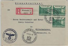 Reco Wiesbaden Waffenstillstandskommission 1940 [Leitung: General Carl-Heinrich Von Stülpnagel] Vier Jahreszeiten - Allemagne