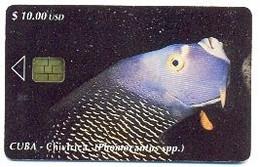 CUBA, Used Chip Phonecard, In Perfect Condition, Chivirica, # Cuba-94 - Cuba