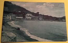 CASAMICCIOLA,mare E Spiaggia 1914 - Other Cities
