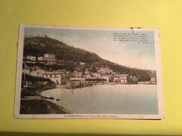 CASAMICCIOLA,mare Azzurro E Spiaggia 1930 - Other Cities