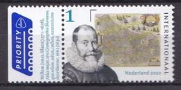 Nederland - De Eerste Atlassen - Willem Jansz. Blaeu - MNH - NVPH 3839 - Nuevos