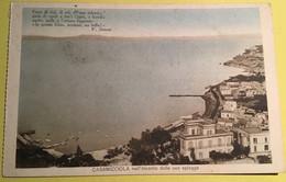 CASAMICCIOLA,incanto Di Mare Azzurro E Spiaggia 1930 - Other Cities