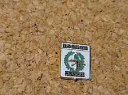 PINS HAND BALL PERENCHIES (59) - Pallamano