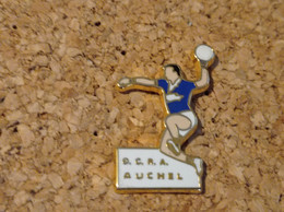PINS HAND BALL AUCHEL ZAMAC (62) - Pallamano