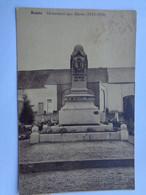 Réf: 81-13.   ROSEE     Monument Aux Morts ( 1914-1918 )   ( Brunâtre ) - Florennes