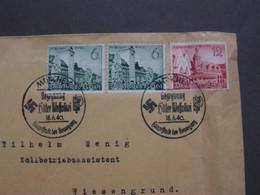 München , SST Hitler Musolini  1940 - Allemagne