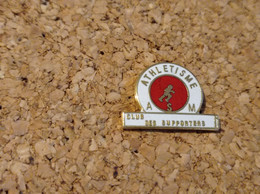 PINS ATHLETISME ASM CLUB DES SUPPORTERS - Atletica