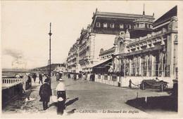 14 - Cabourg (Calvados) - Le Boulevard Des Anglais - Cabourg