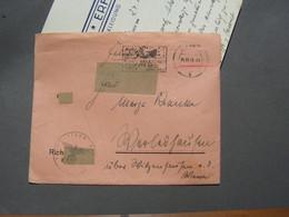 Erfurt 1943 Mit Inhalt - Allemagne