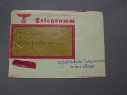Telegramm - Allemagne