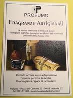 Profumo, Sabaudia Card Profumeria Fragranze Artigianali - Latina