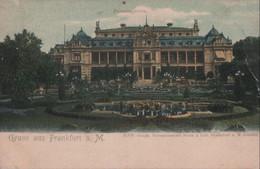 Frankfurt Main - Palmengarten - Ca. 1920 - Frankfurt A. Main