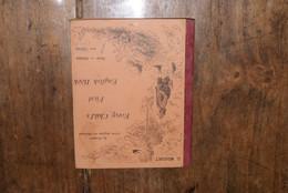 Premier Livre Anglais De L'enfance (1920?) - Books, Magazines, Comics