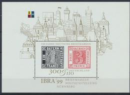 BRD 1999 / MiNr.   Block 46    ** / MNH  (s385) - Blocks & Kleinbögen