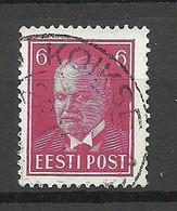 Estland Estonia 1936 O KOIKSE Michel 116 - Estland