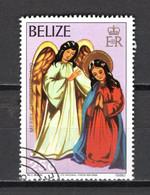 BELIZE N° 504  OBLITERE COTE 0.15€  NOEL - Belize (1973-...)