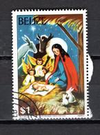 BELIZE N° 507  OBLITERE COTE 0.30€   NOEL - Belize (1973-...)