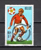 BELIZE N° 581   NEUF SANS CHARNIERE   COTE 5.00€   FOOTBALL - Belize (1973-...)