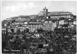Penne (Pescara). Veduta. - Pescara
