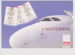 Rppc Tunis AIr Promotion Card - 1919-1938: Between Wars
