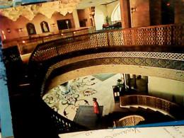 IRAN THE HALL OF HOTEL SHAH ABBAS , ISFAHAN N1975 HR10852 - Iran