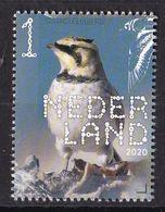 Nederland - Beleef De Natuur - Kustvogels - Strandleeuwerik - MNH - NVPH 3855 - Songbirds & Tree Dwellers