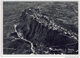SAN MARINO Veduta  Aerea 1957 - San Marino