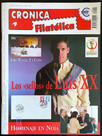 Revista Cronica Filatelica Espanha 2012 - Libri, Riviste, Fumetti