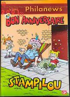 Revista Philanews Bélgica 2001 - Libri, Riviste, Fumetti