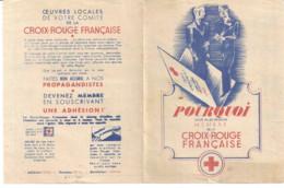 POURQUOI VOUS ALLEZ DEVENIR MEMBRE DE LA CROIX ROUGE - Documenten