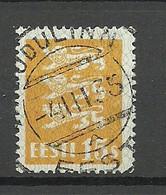 ESTLAND Estonia 1932 O TUDULINNA Michel 81 - Estonie