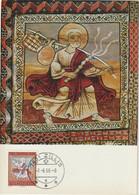 Carte-Maximum SUISSE N°Yvert 771 (JOSEPH) Obl Sp 1er Jour 1966 - Maximumkarten (MC)