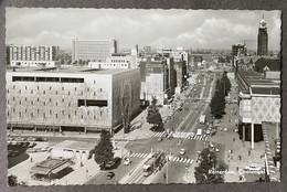 Rotterdam Coolsingel/ Street Scene /old Cars - Rotterdam