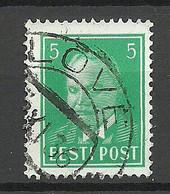 ESTLAND ESTONIA 1936 O LÕVE Michel 115 - Estonie