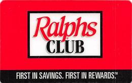 Ralphs Club - Ralphs Grocery Reward Card - Gift Cards