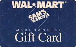 Walmart /  Sams Club Gift Card - Gift Cards