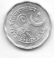*pakistan 2 Paisa 1972  Km 25a  Unc /ms63 - Pakistan