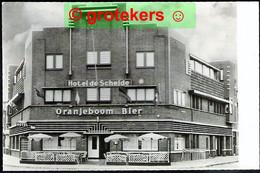 BERGEN OP ZOOM Hotel De Schelde Oranjeboom Bier 1966 - Bergen Op Zoom